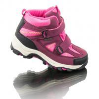Boty zimní Bugga , Velikost boty - 28 , Barva - Ružová
