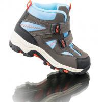 Boty zimní Bugga , Velikost boty - 32 , Barva - Modrá