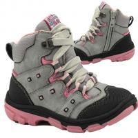 Boty zimní Bugga , Velikost boty - 22 , Barva - Ružová