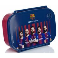 Box na svačinu FC Barcelona , Barva - Modrá