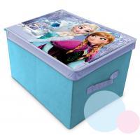 Box s vekom Ľadové Kráľovstvo , Barva - Modrá