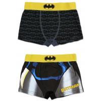 Boxerky Batman 2ks , Velikost - 104/110 , Barva - Čierna