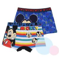 Boxerky Mickey 2ks , Barva - Barevná , Velikost - 122/128