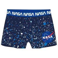 BOXERKY NASA , Velikost - 134/140 , Barva - Modrá