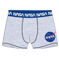 BOXERKY NASA , Velikost - 104/110 , Barva - Šedá