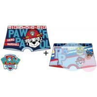 Boxerky Paw Patrol 2ks , Barva - Červeno-modrá , Velikost - 122/128