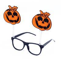 Brýle dýně - Halloween , Barva - Čierna