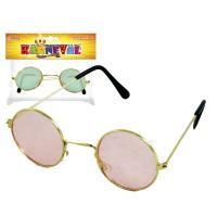 Brýle lenonky , Barva - Ružová