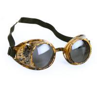 Brýle letecké retro , Barva - Žluto-černá