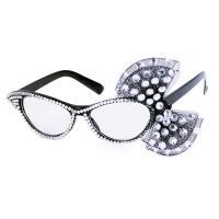 Brýle s mašli , Barva - Čierna