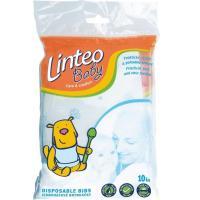 Podbradníčky Linteo Baby , Barva - Biela