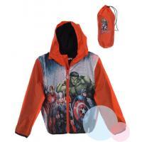 Bunda Avengers , Barva - Oranžová , Velikost - 104