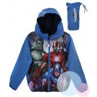 Bunda Avengers , Barva - Modrá , Velikost - 104