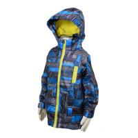Bunda detská , Barva - Modrá , Velikost - 116