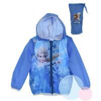 Bunda Frozen Elsa , Barva - Modrá , Velikost - 110