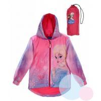 Bunda Frozen jesenná , Barva - Malinová , Velikost - 104