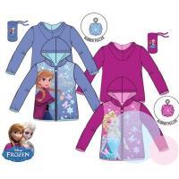 Bunda Frozen podzimní , Barva - Modrá , Velikost - 128