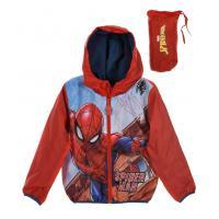 bunda Spiderman , Barva - Červená , Velikost - 98