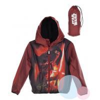 Bunda Star Wars jesenná , Barva - Červená , Velikost - 104