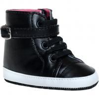 Topánočky Bobo Baby , Velikost - 86 , Barva - Čierna