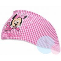 Čelenka Minnie baby , Barva - Ružová
