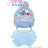 6ff94d86d Zimné čiapky pre deti - Barva Modrá | Nákupy Deťom SK