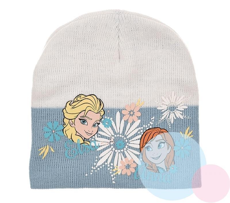0162edaef detská čiapka frozen , Barva - Bielo-modrá | Nákupy Deťom SK