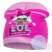 ČEPICE LOL Surprise , Velikost čepice - 52 , Barva - Malinovo-růžová