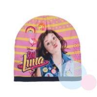 Čiapka Soy Luna , Barva - Růžovo-modrá , Velikost čepice - 54