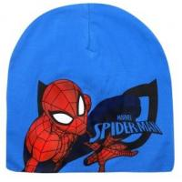 ČEPICE SPIDERMAN , Velikost čepice - 52 , Barva - Světlo modrá