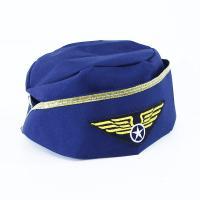 Čepice stevardka , Barva - Tmavo modrá