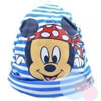 Čiapočka Mickey Mouse , Barva - Modrá , Velikost čepice - 42