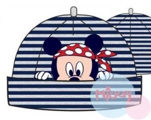 Čiapočka Mickey Mouse , Barva - Tmavo modrá , Velikost čepice - 42