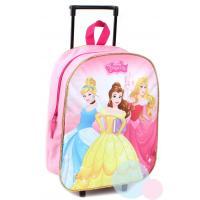 Cestovný batoh Princezna , Barva - Svetlo ružová