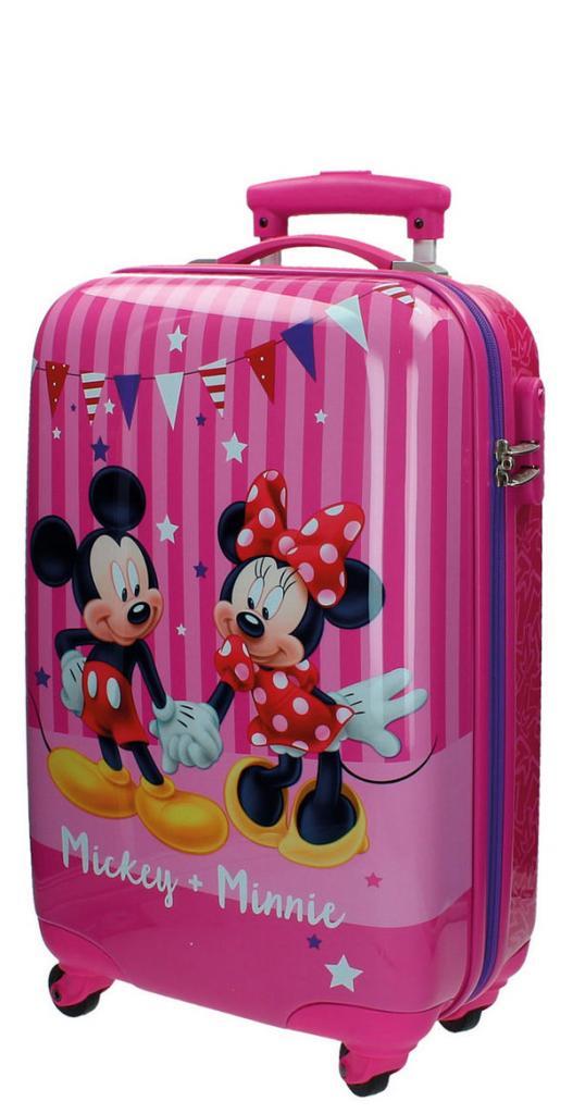 334a2041bc81c detský cestovný kufor Mickey , Barva - Ružová   Nákupy Deťom SK