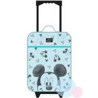 Cestovný kufor Mickey , Barva - Svetlo zelená