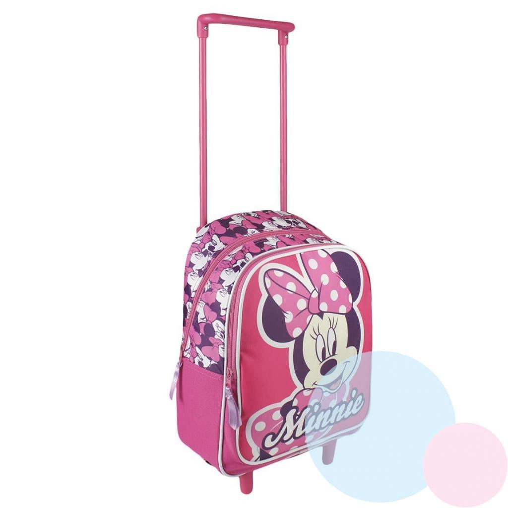 17a09038245fa detský kufrík Minnie , Barva - Ružová | Nákupy Deťom SK