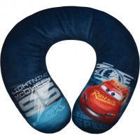 Cestovní polštářek Cars 3 , Barva - Modrá