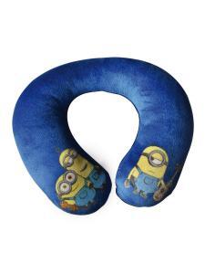 Cestovný vankúšik Disney Mimoni , Barva - Modrá , Velikost - Uni