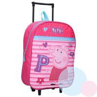 CESTOVNÝ BATOH PEPPA PIG , Barva - Ružová
