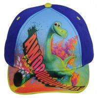 Kšiltovka Hodný Dinosaurus , Barva - Barevná , Velikost čepice - 50