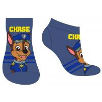 PONOŽKY PAW PATROL , Barva - Modrá , Velikost ponožky - 23-26