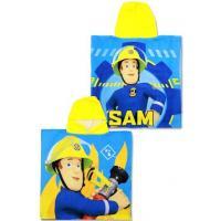 Pončo Požárník Sam , Barva - Modro-žltá , Velikost - 55x110