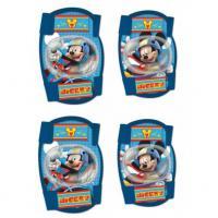 Chráníče kolien a lakťov Mickey Mouse , Barva - Modrá