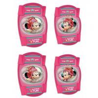 Chráníče kolien a lakťov Minnie Mouse , Barva - Ružová