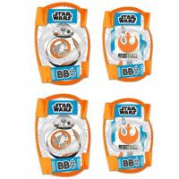 Chráníče kolien a lakťov Star Wars , Barva - Oranžová