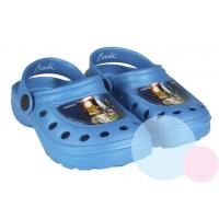 Crocsy Avengers , Barva - Modrá , Velikost boty - 24-25