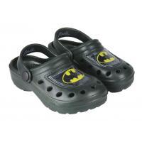 Crocsy BATMAN , Velikost boty - 26-27 , Barva - Tmavo zelená