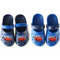 Crocsy Cars , Velikost boty - 25-26 , Barva - Tmavo modrá