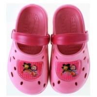 Crocsy MÁŠA A MEDVĚD  , Velikost boty - 31-32 , Barva - Ružová